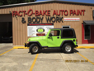 car paint baton rouge la